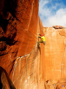 Rock Climbing Photo: Sun at the right time
