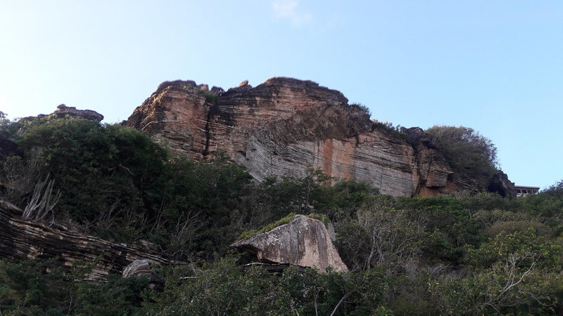 Point Blanch Crag