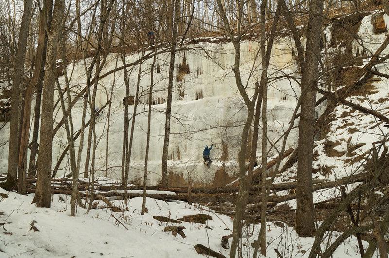 Rock Climbing Photo: January 2017