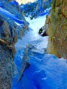 Rock Climbing Photo: So Cal Alpine!!