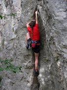 Rock Climbing Photo: Martinčkov rep