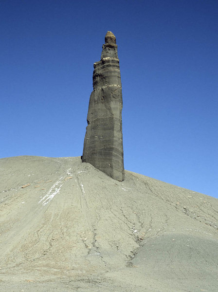 Rock Climbing Photo: Angel of Death, 2003. Can clearly see the extra se...