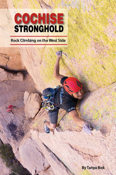 Rock Climbing Photo: Cochise Stronghold Guidebook