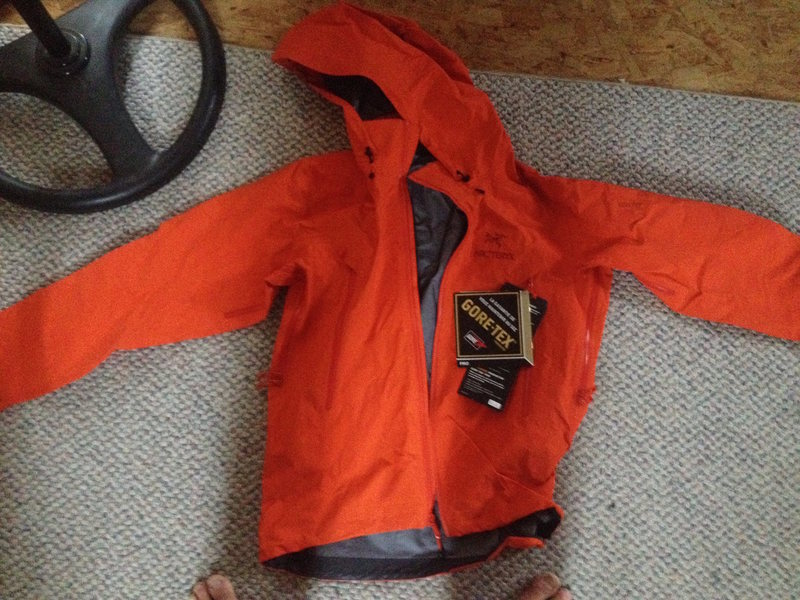 Rock Climbing Photo: jacket1