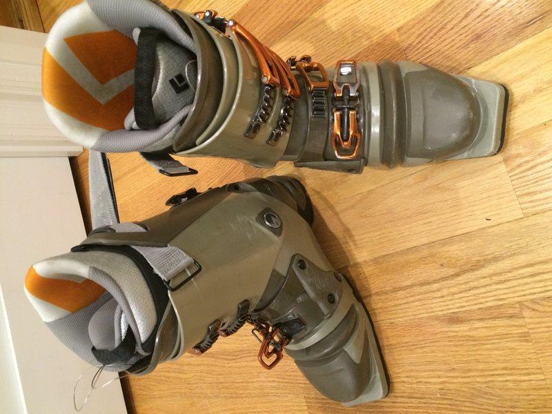 BD Push Tele Boots, Mondo 28, excellent condition, $130 shipped