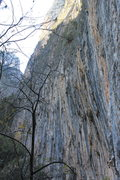 Rock Climbing Photo: I have passed through the center of the universe a...