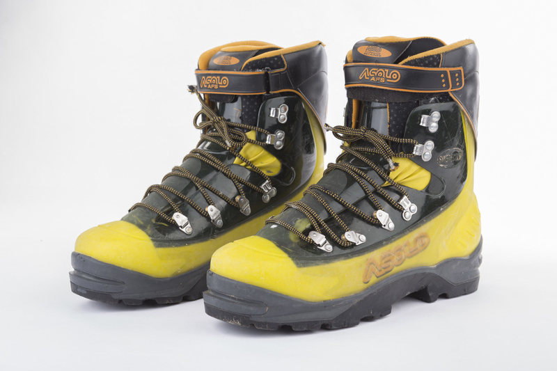 Asolo AFS Expedition double mountaineering boots