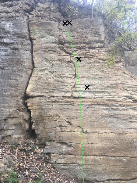 Rock Climbing Photo: N.A.R.B.