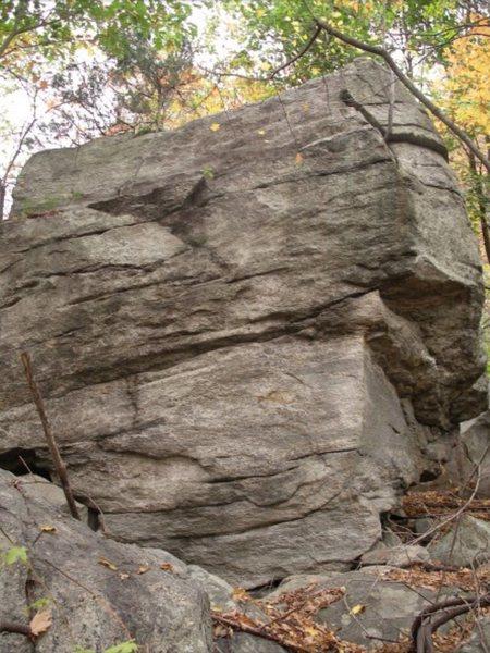 Rock Climbing Photo: .  .  .  b
