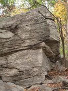 Rock Climbing Photo: Waiting for a sitting start