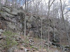 Rock Climbing Photo: .  .  .  .  C