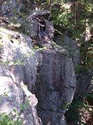 Rock Climbing Photo: Frig'n wi'da Rig'n
