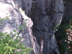 Rock Climbing Photo: Just One ?