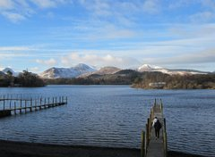 Rock Climbing Photo: Boat landings Keswick