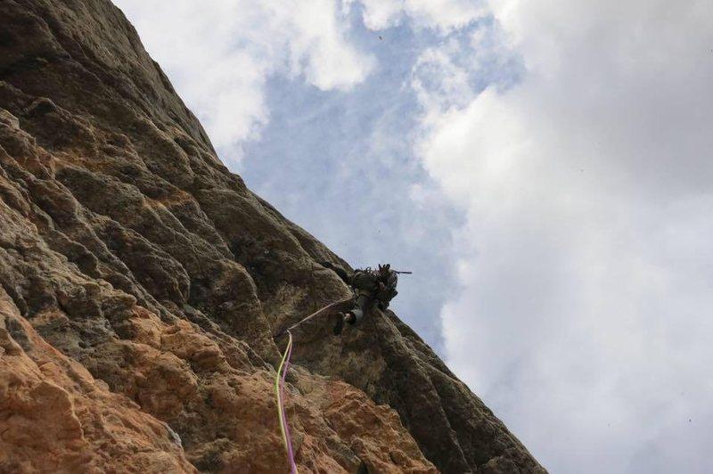 Rock Climbing Photo: Vilanova de Meia, Catalonia