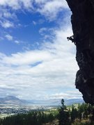 Rock Climbing Photo: Muscle Beach, Skaha