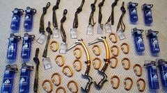 Rock Climbing Photo: Swag has started to roll in for this year's ic...