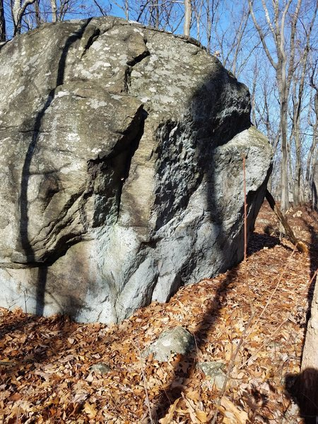Rock Climbing Photo: Cognitive Dissonance