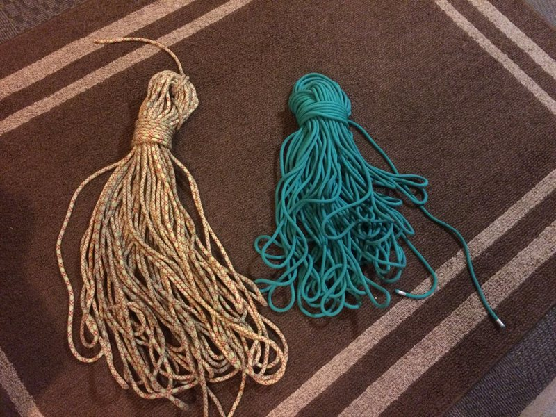 ropes<br>
