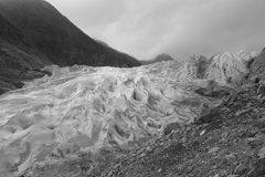 Rock Climbing Photo: ze glacier
