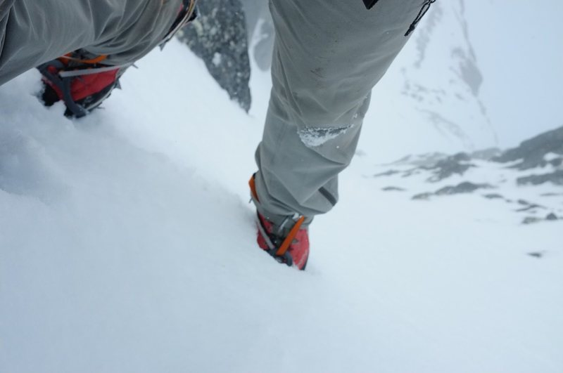 Rock Climbing Photo: winter alpine 2