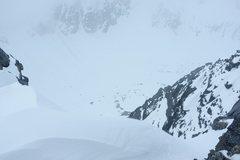 Rock Climbing Photo: winter alpine 3 (in Alaska)