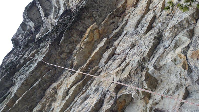 Rock Climbing Photo: 3 days