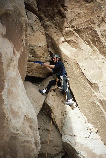 Rock Climbing Photo: Paul Ross.