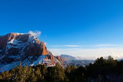 Rock Climbing Photo: Kolob Canyons, ZNP