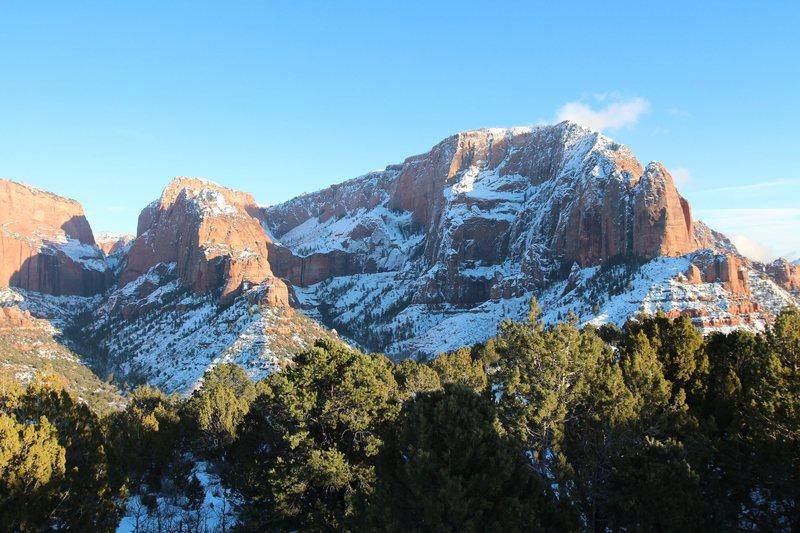 Kolob Canyons, ZNP