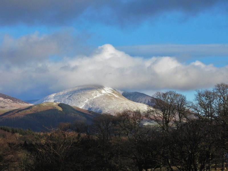 Blencathra Mt January