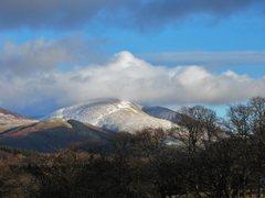 Rock Climbing Photo: Blencathra Mt January