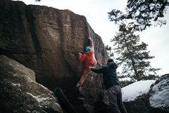 Rock Climbing Photo: Nic Rummel on Fleshfest.  Photo: tylercaseyphoto.s...