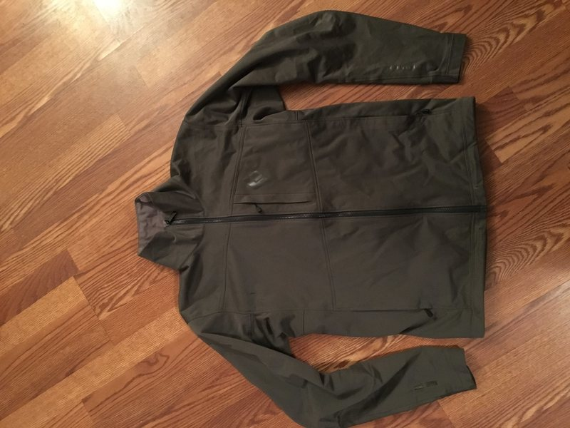 Black Diamond Jacket