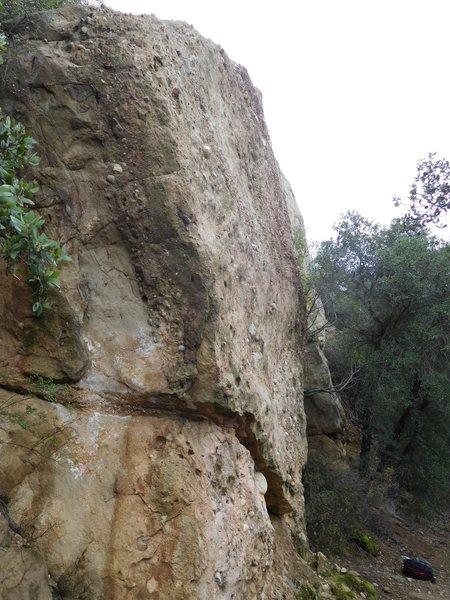 Halfway Rock.
