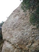 Rock Climbing Photo: Cobble Me a Climb (5.10b).