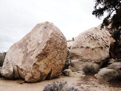 Rock Climbing Photo: Chunky Boulder