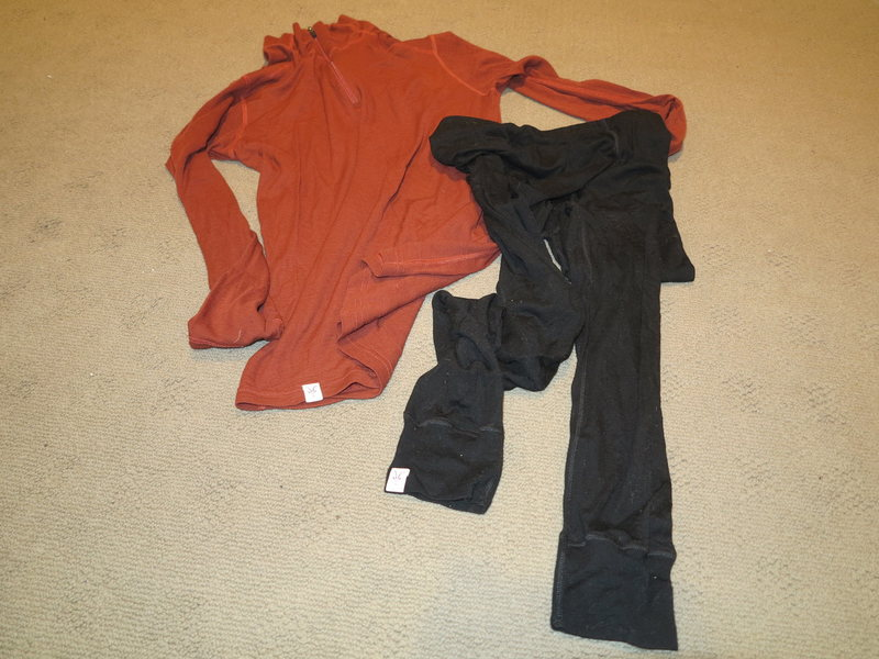Rock Climbing Photo: Ibex Light woolies Excellent Condition Large Sold ...