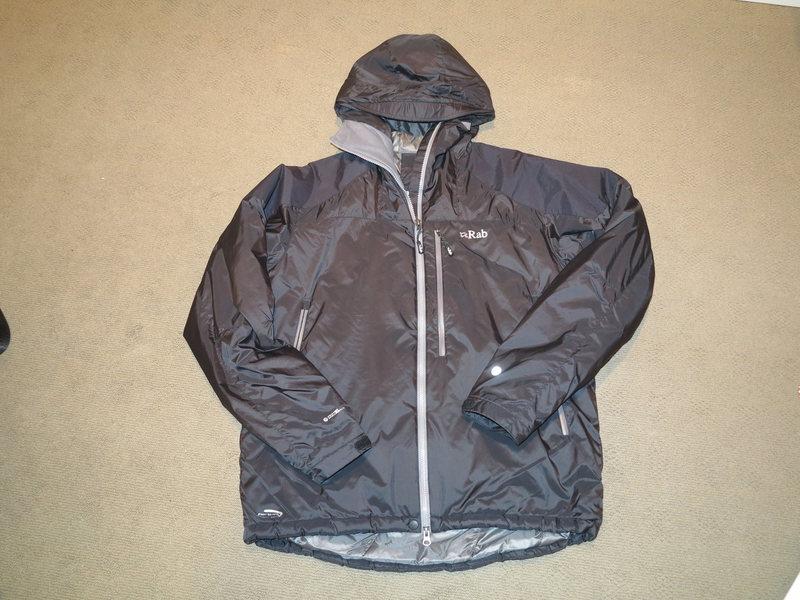 Rock Climbing Photo: Rab Photon X Jacket Like New Large  $130