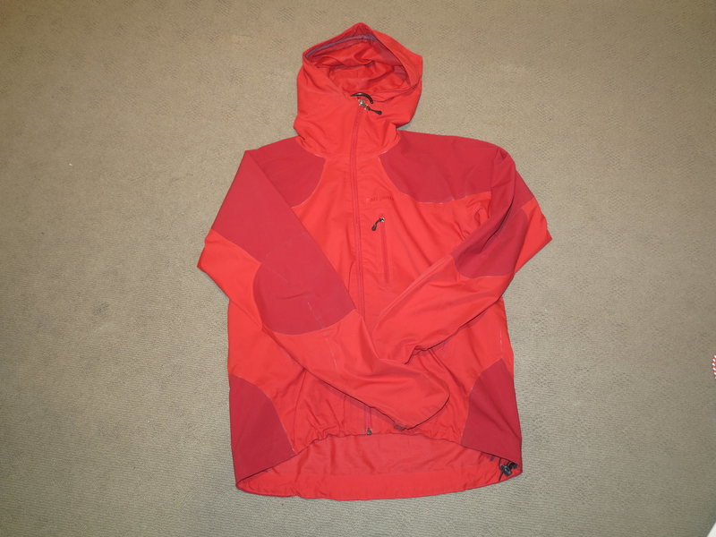 Patagonia Ready Mix Soft Shell Medium <br> SOLD to Thomas