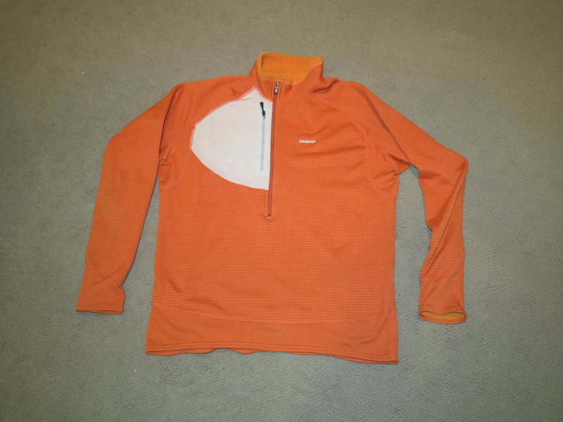 Patagonia R1 zip T  Large SOLD to JOE
