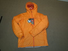 Rock Climbing Photo: Outdoor Research Perch Belay Jacket Brand New Larg...