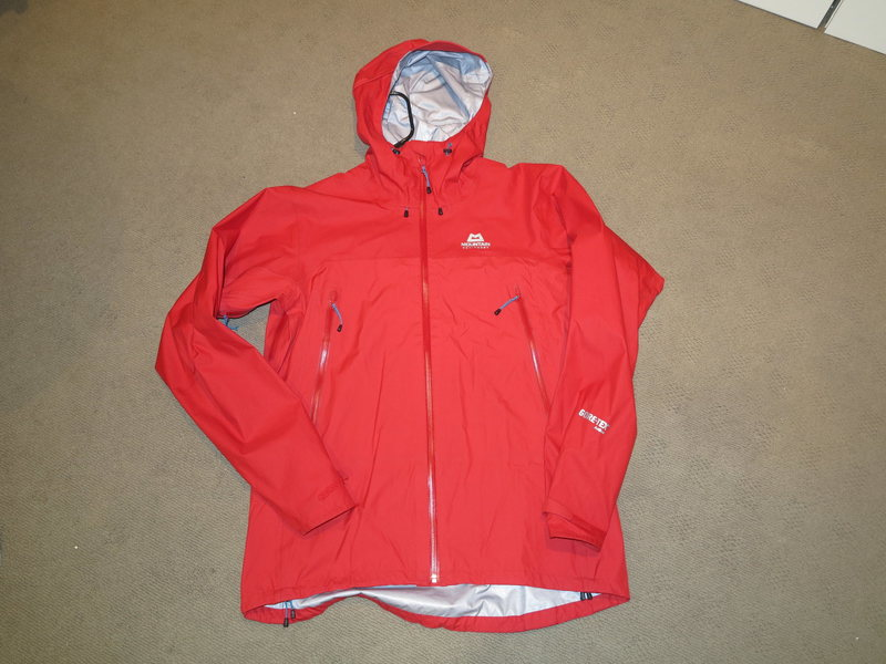 Mountain Equipment Brand New Foxfire Gore tex Active Jacket LARGE $120