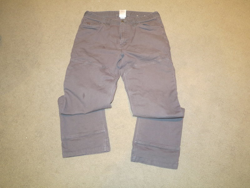 Outdoor Research Deadpoint Pant  34x32 best pant in the world I wear these every day to work.  These are to small for me SOLD to Thomas
