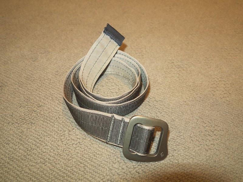 Black Diamond Belt SOLD to Stephan