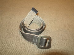 Rock Climbing Photo: Black Diamond Belt SOLD to Stephan
