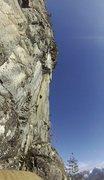 Rock Climbing Photo: Diamond