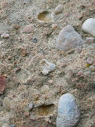 Rock Climbing Photo: Cobbles and anti-cobbles. Like JTLA indicates if t...