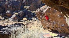 Rock Climbing Photo: Close, but no dice!