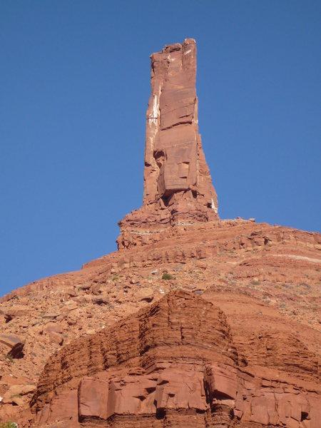 Rock Climbing Photo: The tower.